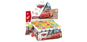 BOLLE DI SAPONE 60ml CARS 3 x36