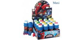 BOLLE DI SAPONE MAXI 175ml SPIDER-MAN x16
