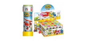 BOLLE DI SAPONE 60ml SUPER WINGS x36
