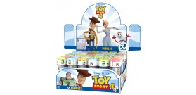 BOLLE DI SAPONE 60ml TOY'S STORY 4 x36pz
