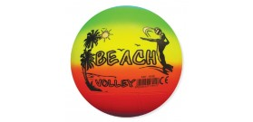 PALLONE VOLLEY BEACH °240mm SGONFIO