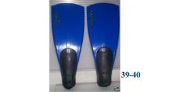 PINNE COMFORT 41-42 BLU OFFERTA
