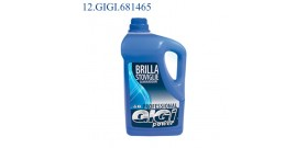 GIGI POWER BRILLANTANTE STOVIGLIE TANICA 4,90lt