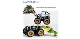 JEEP MILITARI ASSORTITI FRIZIONE x8 ®