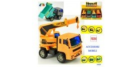 DISPLAY CAMION CANTIERE FRIZIONE ASS.x4 ®