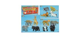 DISPLAY ANIMALI ZOO ALLUNGABILI x24 ®