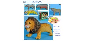 DISPLAY ANIMALI ZOO ASSORTITI 25-30cm x6 ®