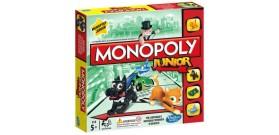 MONOPOLY JUNIOR IL TUO PRIMO MONOPOLY 5+ HASBRO