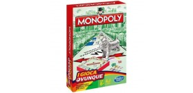MONOPOLY TRAVEL GIOCA OVUNQUE 8+ HASBRO
