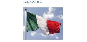 BANDIERA ITALIA 90x150 GRANDE SENZA ASTA SF328