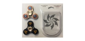 SPINNER HAND METALLO 65gr 7x6,5cm MARVEL 3 PUNTE