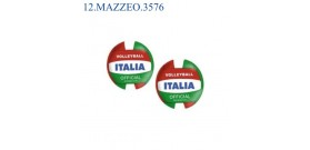 PALLONE VOLLEY  CUOIO °216mm ITALIA SGONFIO ®