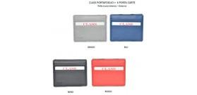 PORTAFOGLIO CLASS MAGICO + PORTA CARD x6 T.U.COL.ASS.x1