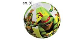 PALLONE GONFIABILE °50cm TURTLES ®