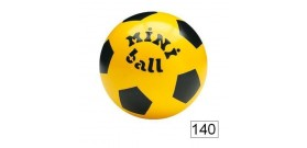 12 PALLONI MINI BALL ECO °140mm 4 colori GONFI ®