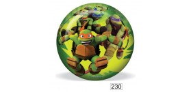 PALLONE NINJA TURTLES °230mm GONFIO ®