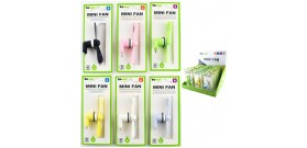 1 VENTILATORE MINI x SMARTPHONE MICRO-USB/LIGHTNING/TYPE-C