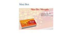 FIAMMIFERI MAXI BOX MARSIGLIA x250 4,8cm x10