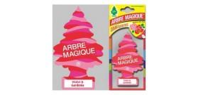 ARBRE MAGIQUE DOUBLE ESSENCE VIOLET & GARDENIA