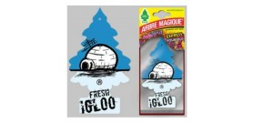 ARBRE MAGIQUE FREESTYLE FRESH IGLOO