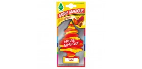 ARBRE MAGIQUE DOUBLE ESSENCE MANGO & PAPAYA