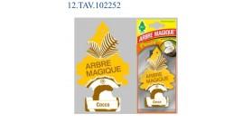 ARBRE MAGIQUE FRUIT COCCO