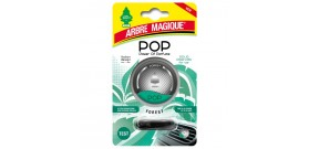 ARBRE MAGIQUE POP CAR SOLID PERFUME 30gg GREEN MINT FOREST