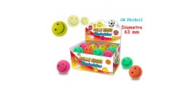 24 PALLINE RIMBALZANTI SMILE IN DISPLAY®