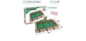 CALCETTO LEGNO TAVOLO SCATOLA 49x29x9cm ®