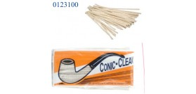 SCOVOLINI CONIC CLEAN BIANCHI x100