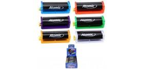 1 MACCHINETTA ATOMIC PLASTICA 70mm x Filtri 8mm/6mm 6c.