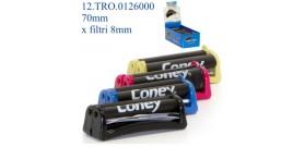 MACCHINETTA CONEY PLASTICA 70mm x Filtri 8mm