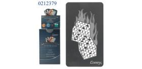 1 GRINDER LAMA METALLO CARD 5x8,5cm