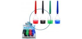 1 GRINDER PLASTICA+IMBUTO PVC+ROLLATORE 4c.3sc.°3,2x13,5cm