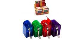 1 GRINDER PVC MANUALE CON ROTELLA 3col. 7,5x11x6cm x1