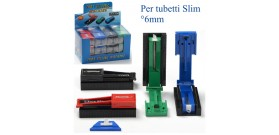 RIEMPI TUBETTI °6mm SLIM ATOMIC