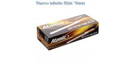 TUBETTI ATOMIC (korona) x200 SLIM °6mm Filtro 24mm