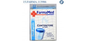 FARMAMED CONTENITORE STERILE x URINE 150ml