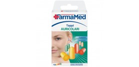 FARMAMED 8 TAPPI COLORATI AURICOLARI 9162