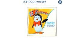 FIOCCO TOVAGLIOLI CARTA x44 38x38cm 2veli