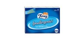 FAZZOLETTI FOXY IPOALLERGENICI 4veli 8sx30px9f CT