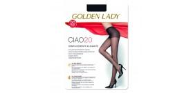 GOLDEN LADY CIAO 20 DENARI 36O NERO TAGLIA 3