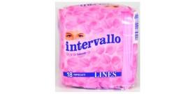 LINES INTERVALLO RIPIEGATI ANATOMICI x18 07870