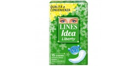 LINES IDEA LIBERTY ANATOMICO DISTESO IPO x15 05504