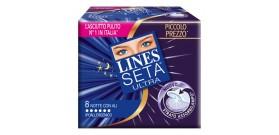 LINES SETA ULTRA NOTTE ALI x8  03499