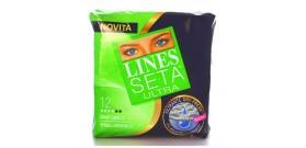 LINES SETA ULTRA ANATOMICO IPO x12  03497