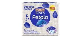 LINES PETALO ULTRASOTTILE ALI NOTTE x9 40150