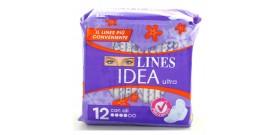 LINES IDEA ULTRA GIORNO CON ALI D.x12 40154