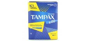 TAMPAX & GO 18x ASSORBENTI REGULAR