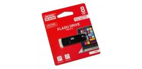 USB 3.0 FLASH DRIVE 8GB BLACK GOODRAM©